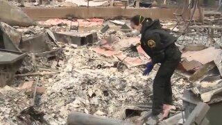 10K firefighters battle California wildfires