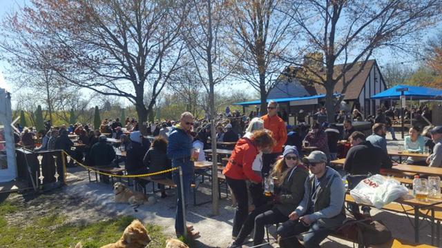 Milwaukee's top summer beer gardens