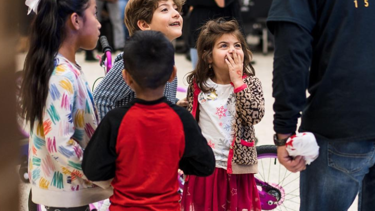 Cultural event celebrates Three Kings with free toys forkids