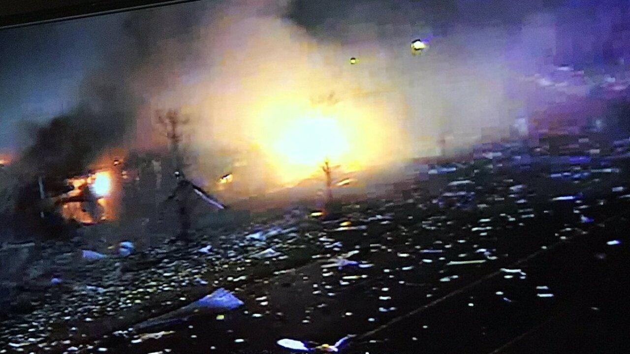 Waukegan Explosion