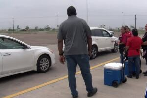 West Oso ISD provides free lunch for students not in school