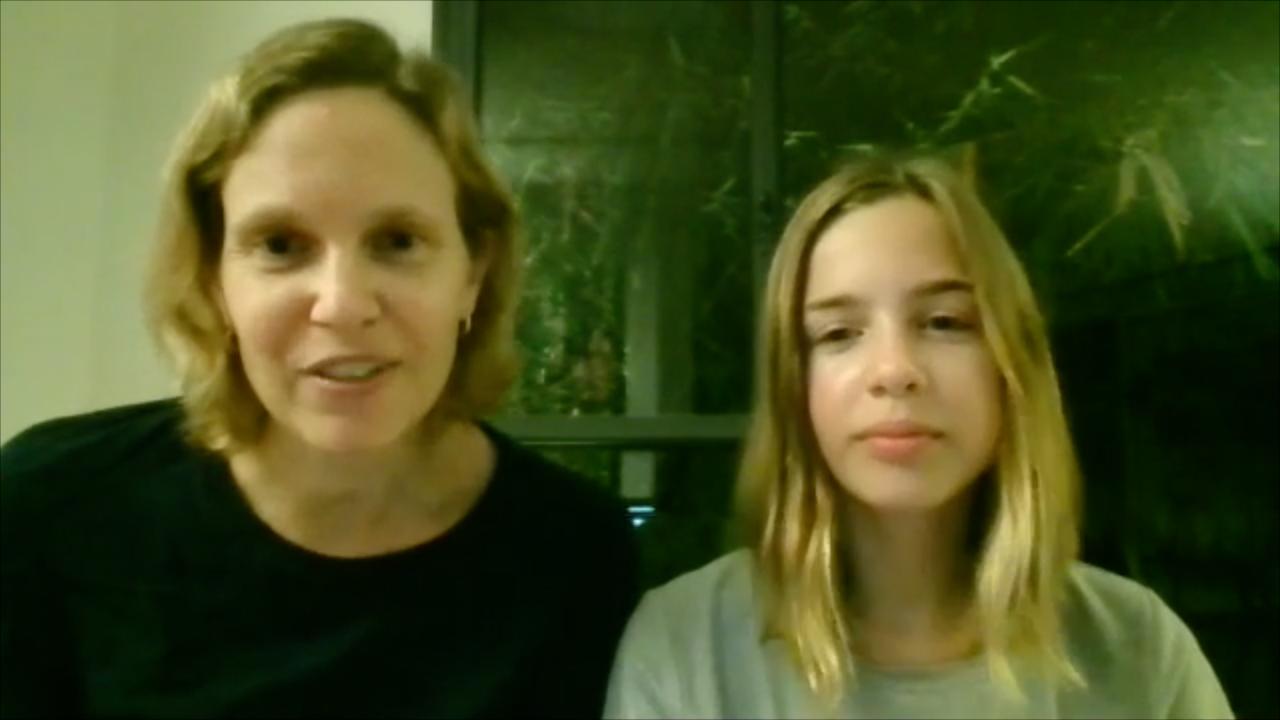 Rachel and Anna Segal
