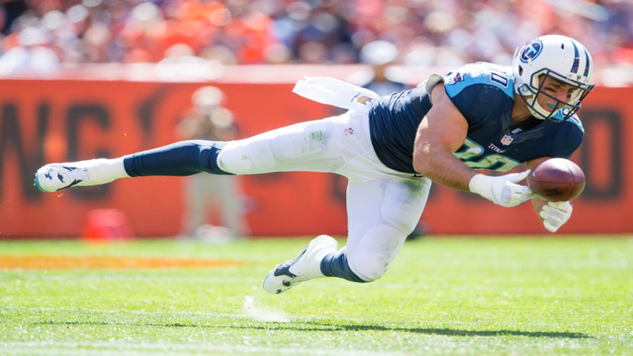 PHOTO GALLERY: Browns v. Titans