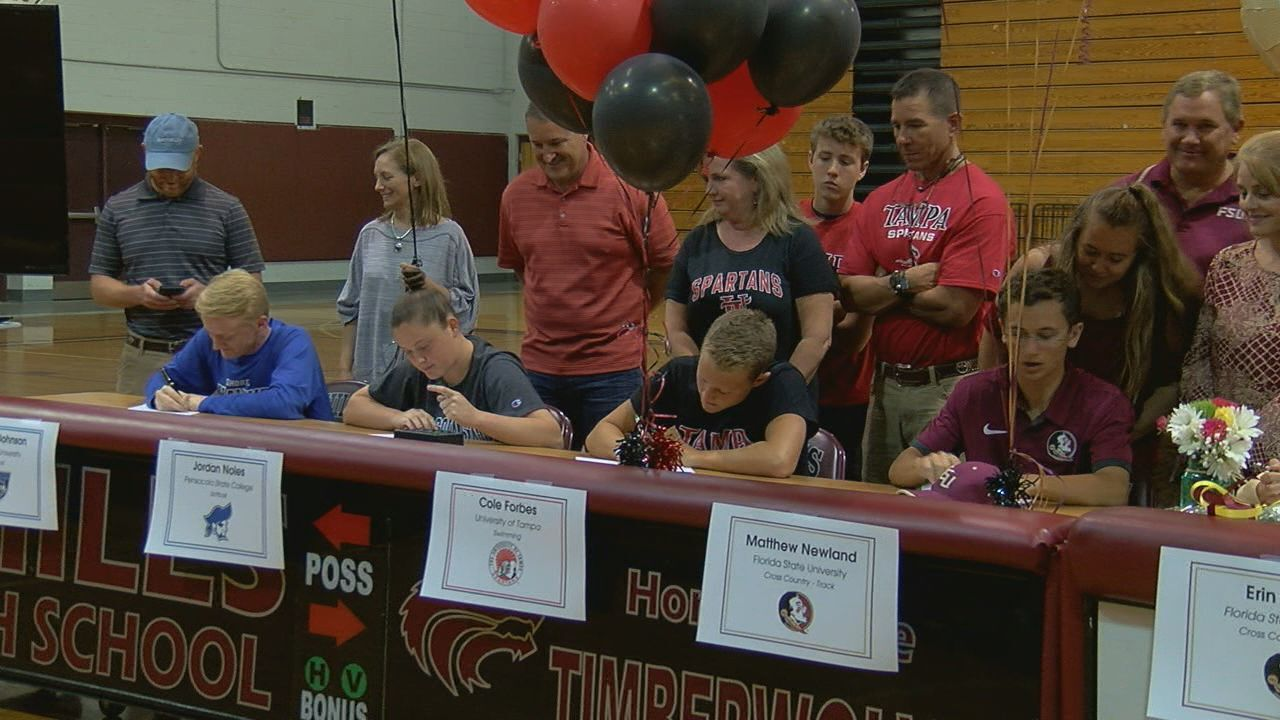 Three Chiles Student-Athletes To Remain In The 850 For College