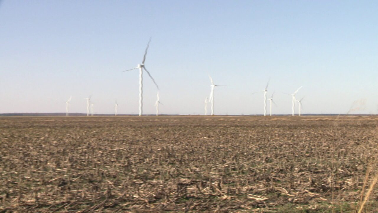 North Carolina lawmakers ask Trump administration to shut down wind farm