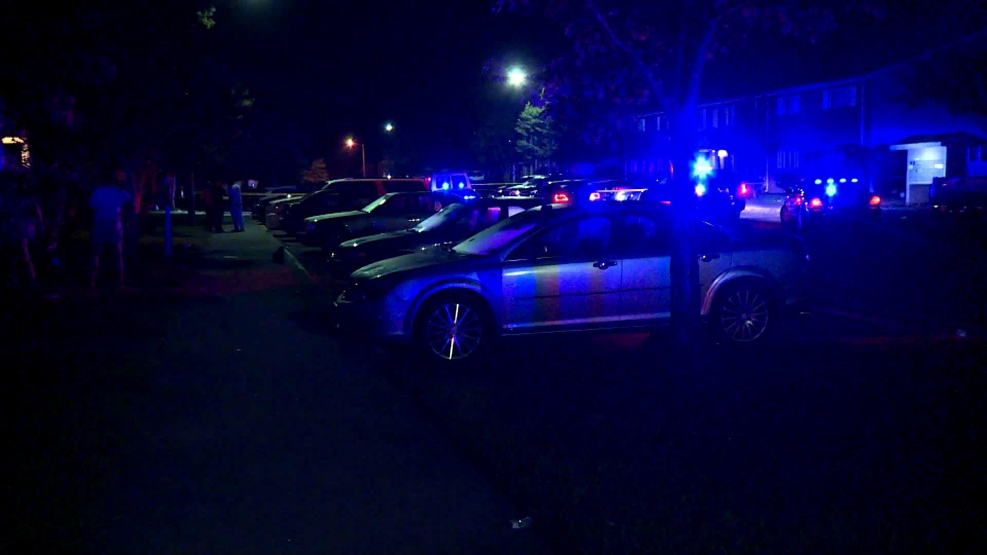 Photos: Man killed in Petersburg doubleshooting
