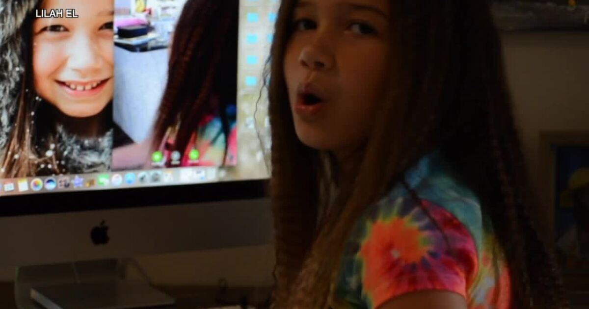 Pinellas County girl, 7, channels her inner Taylor Swift to keep spirits high amid COVID-19