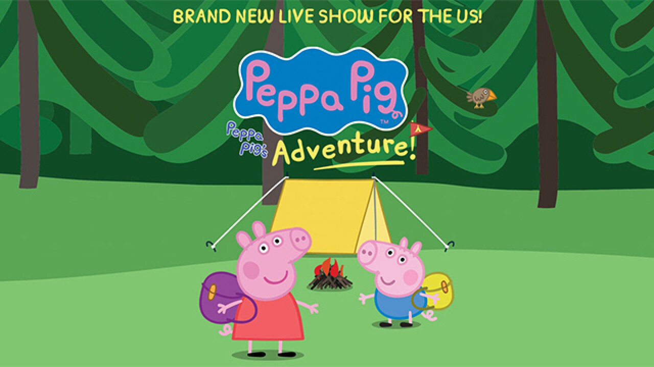 Peppa Pig Live Coming To The Fox Theatre In Detroit This Fall