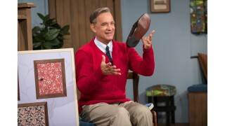 Tom Hanks Mister Rodgers