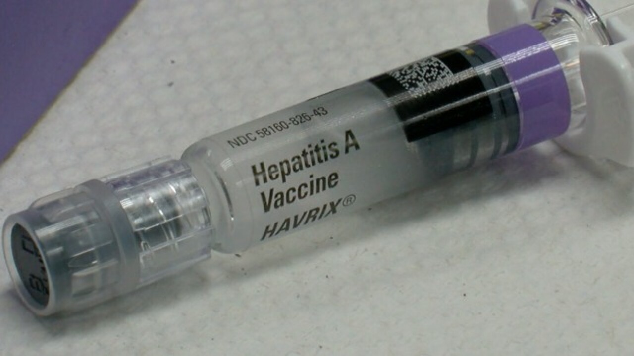 Demand for Hepatitis A vaccine skyrockets