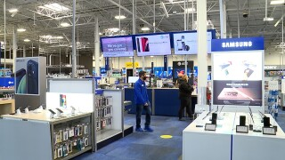 Best Buy Timmonium store