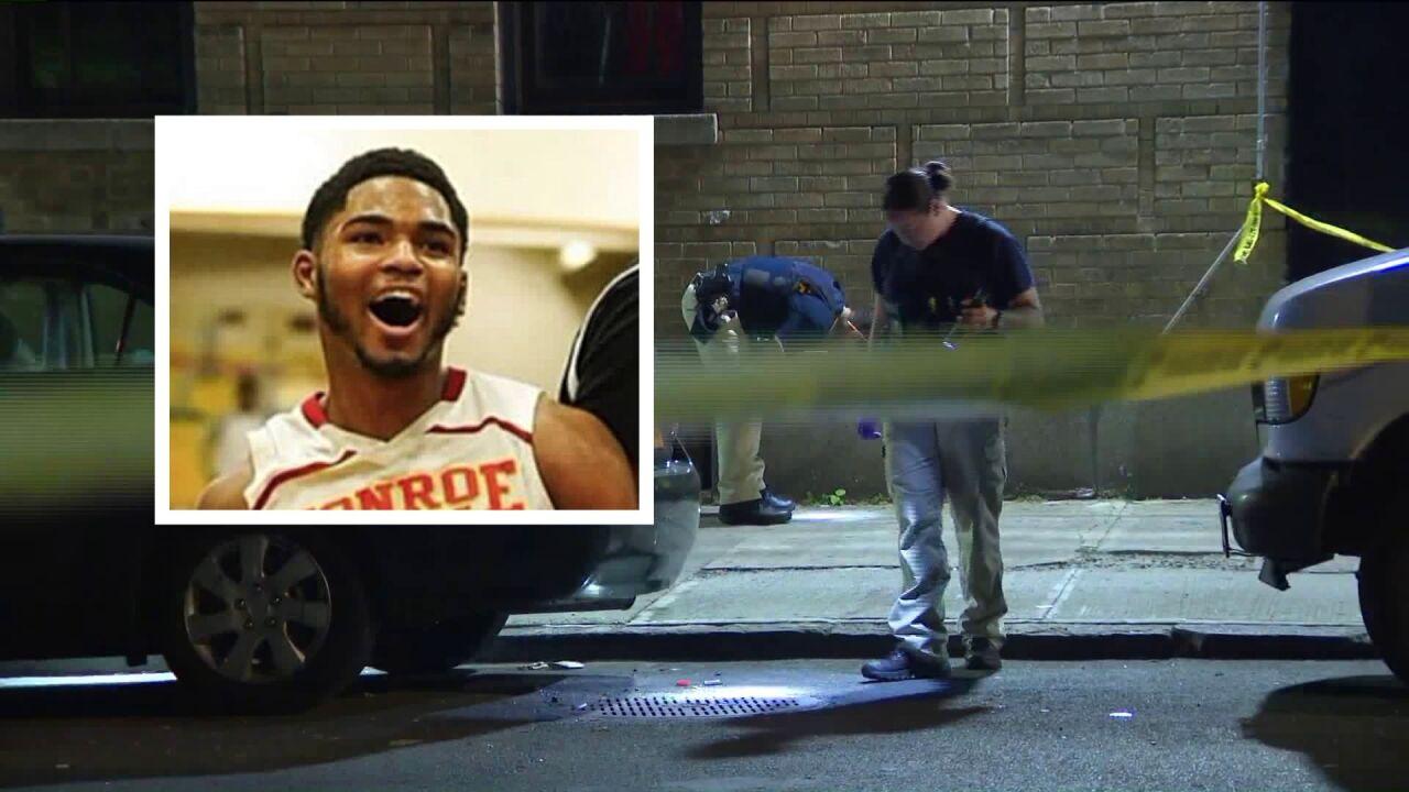 17-year-old Brandon Hendricks fatally shot in the Bronx