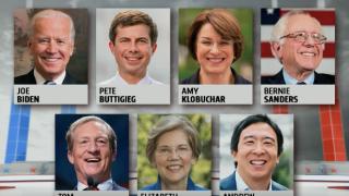 Sixth Democratic presidential debate