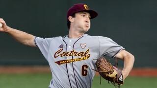 FILE Jordan Patty Central Michigan Baseball