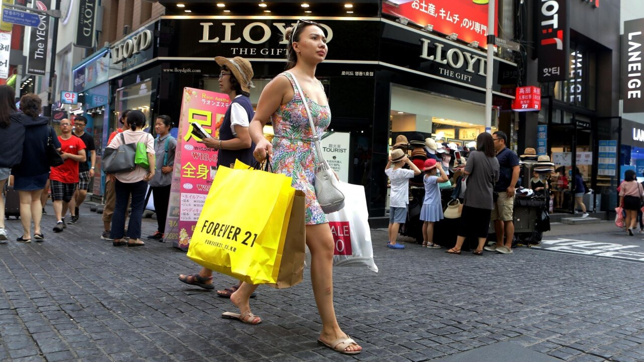 World's best cities for people who love to shop