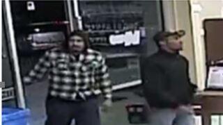 Shoplifting case