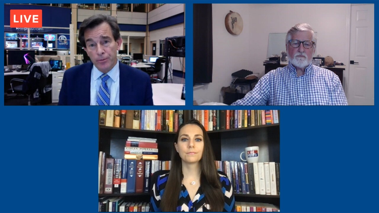 Michael Williams is joined by Brian Crowley and Mary Anna Mancuso to discuss President Trump's second impeachment, plus reactions from Rep. Lois Frankel and Rep. Brian Mast.