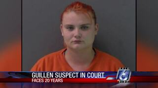 Suspect in Guillen disappearance faces judge