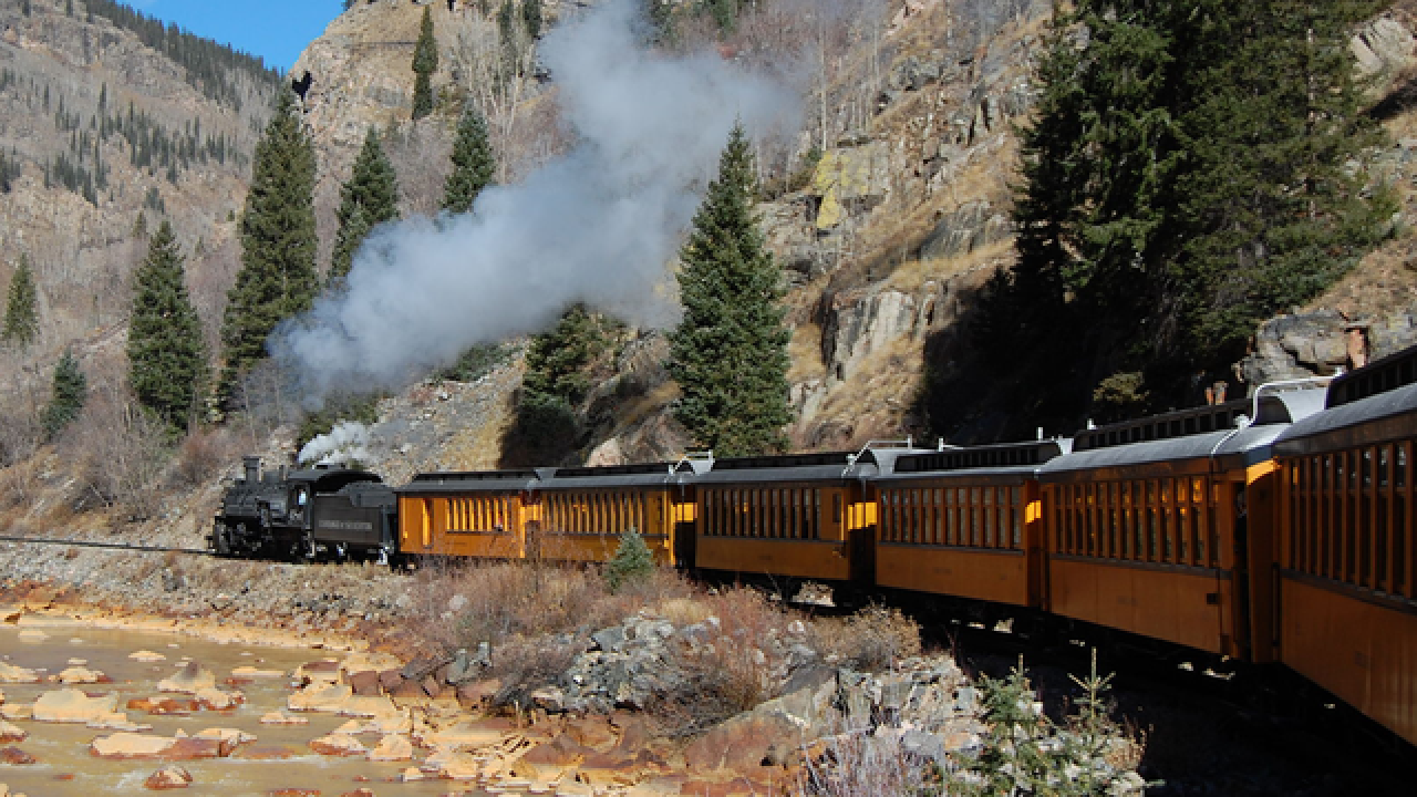 PHOTOS: See the 7 best scenic railroads in Colorado