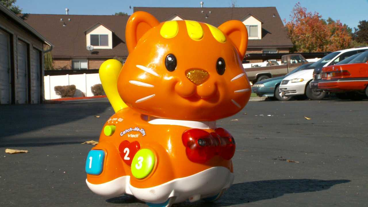 Toy maker changes kitty's song after complaints