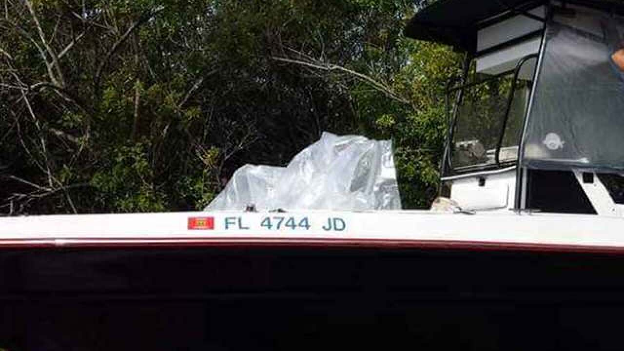 4 boaters missing on the Treasure Coast