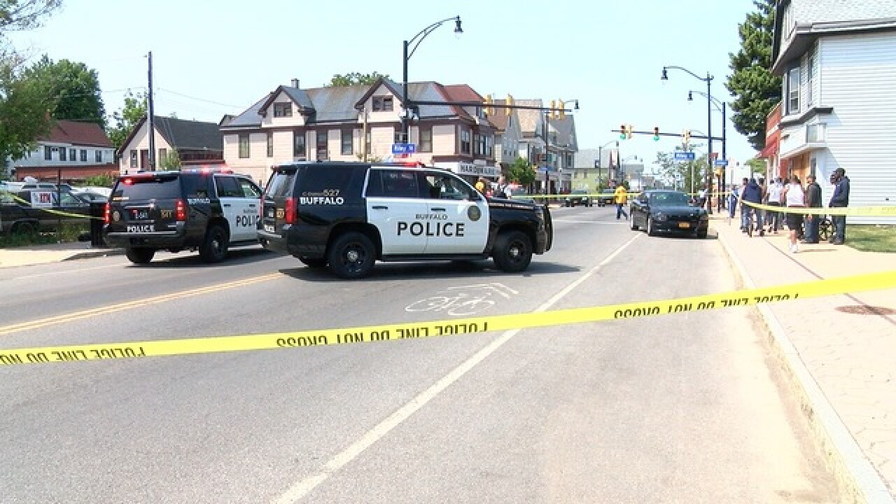 Arrest made in connection with deadly shooting on Buffalo's east side