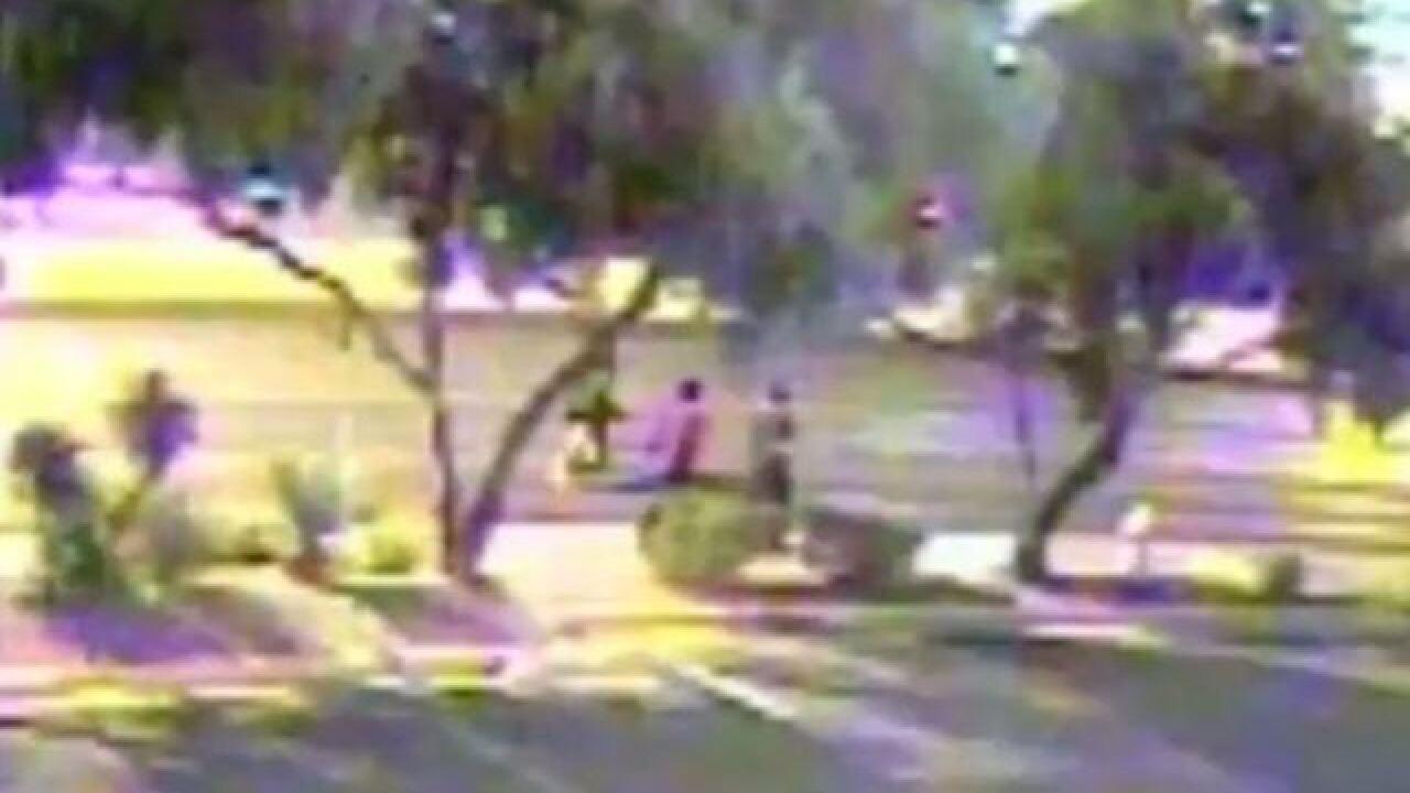 VIDEO: Police seek men who shot woman in 2015
