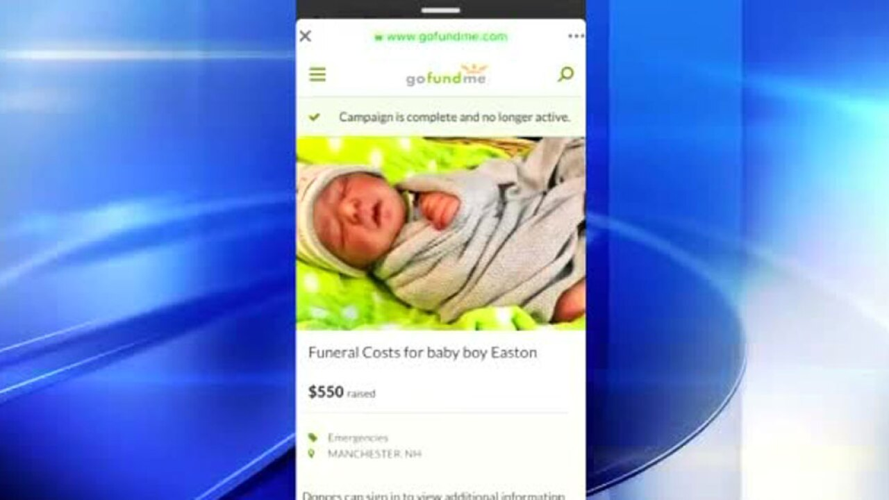 Pennsylvania couple accused of faking baby's birth, death to