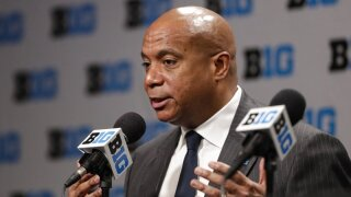 Big Ten Commissioner Kevin Warren