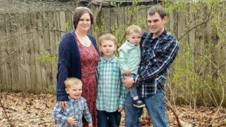 Allegan family trying to save son's life