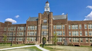 Heights High in Cleveland Heights prepares to reopen after two years of construction