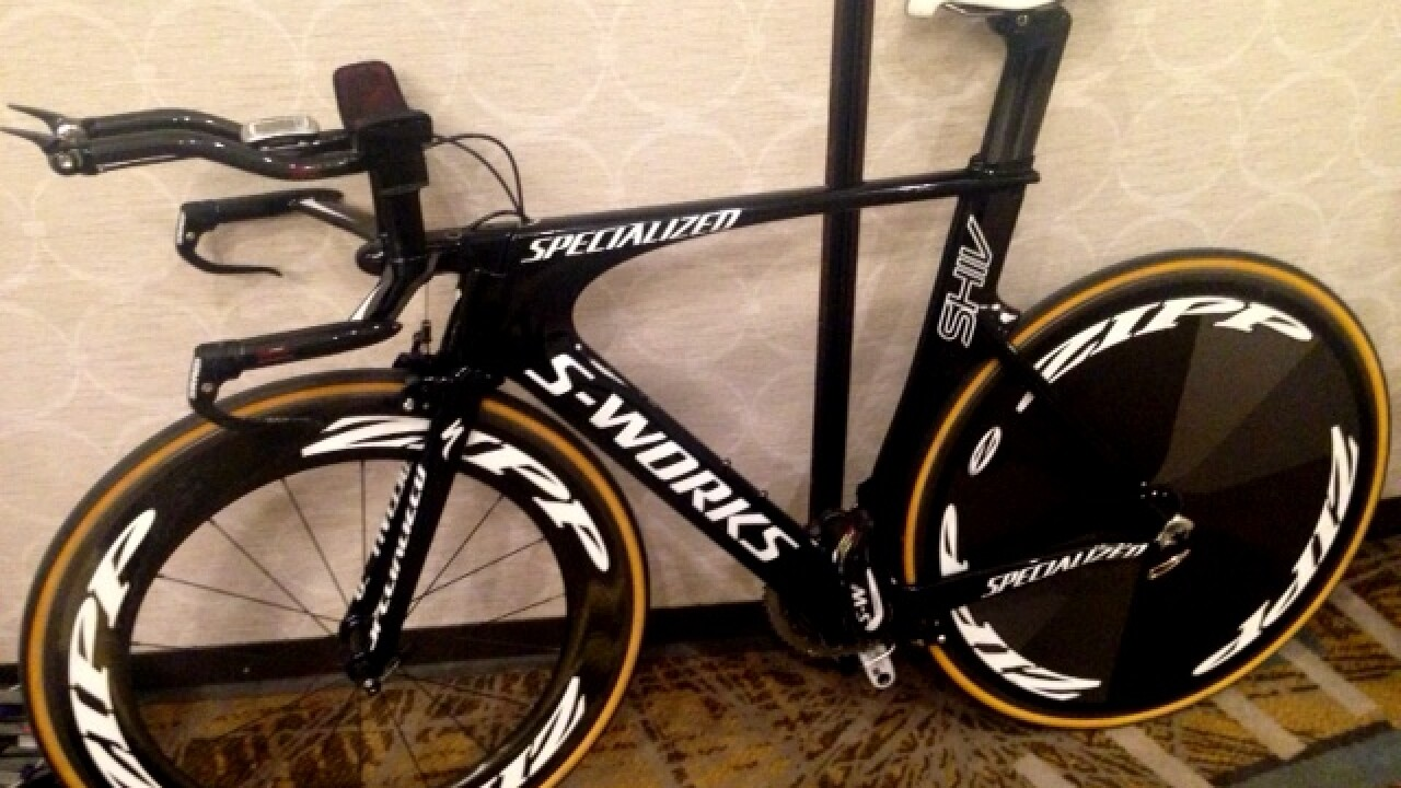 Suspect arrested for stealing Richmond 2015 bike fromMarriott