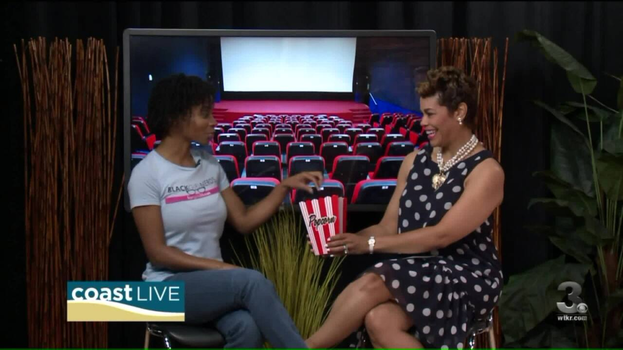 Summer blockbuster review from Black Girl Nerds on Coast Live