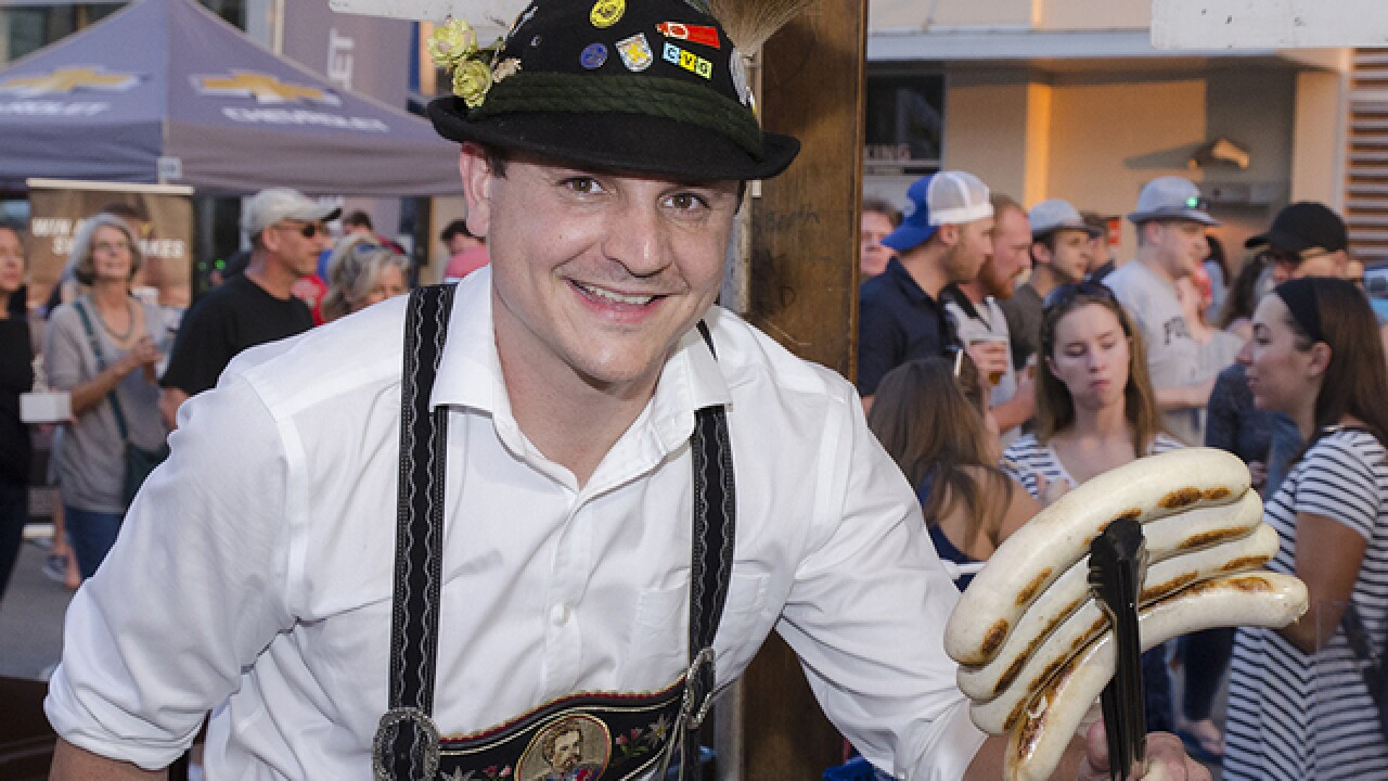 Oktoberfest Zinzinnati extends hours, declared city holiday