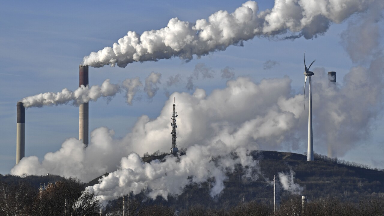 Carbon Dioxide Record