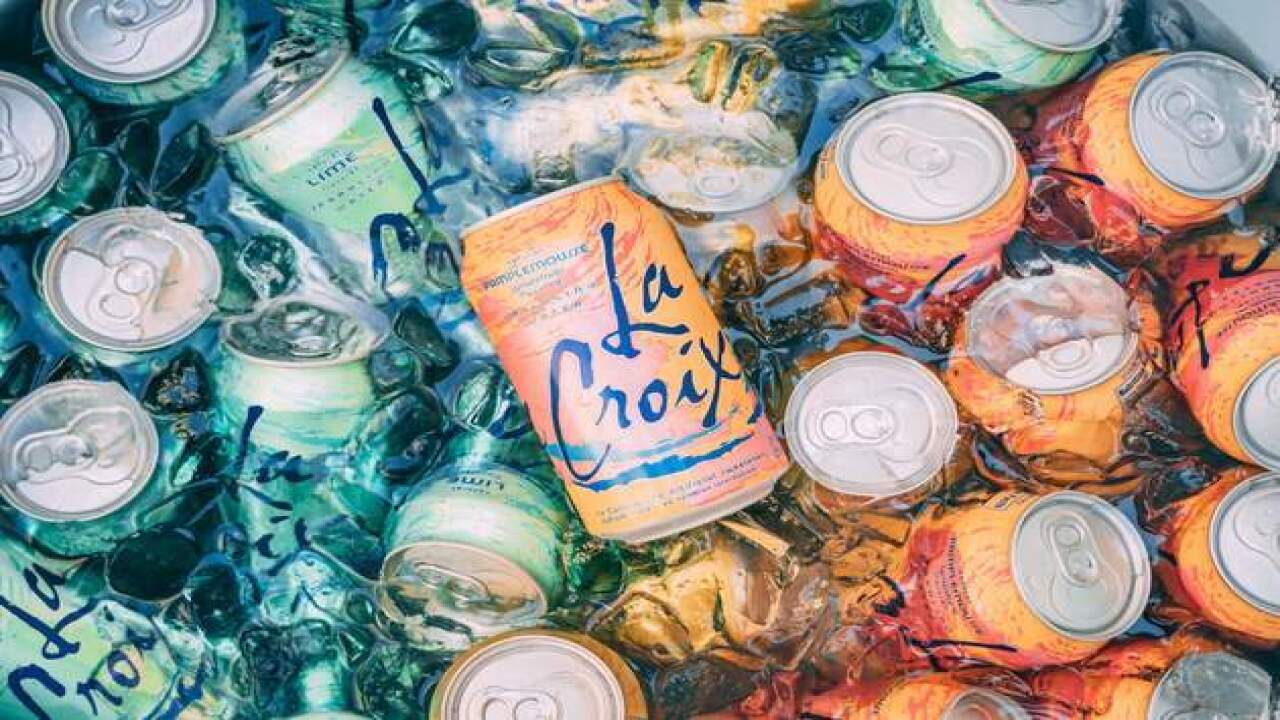 LaCroix Is Launching 3 New Flavors For Summer