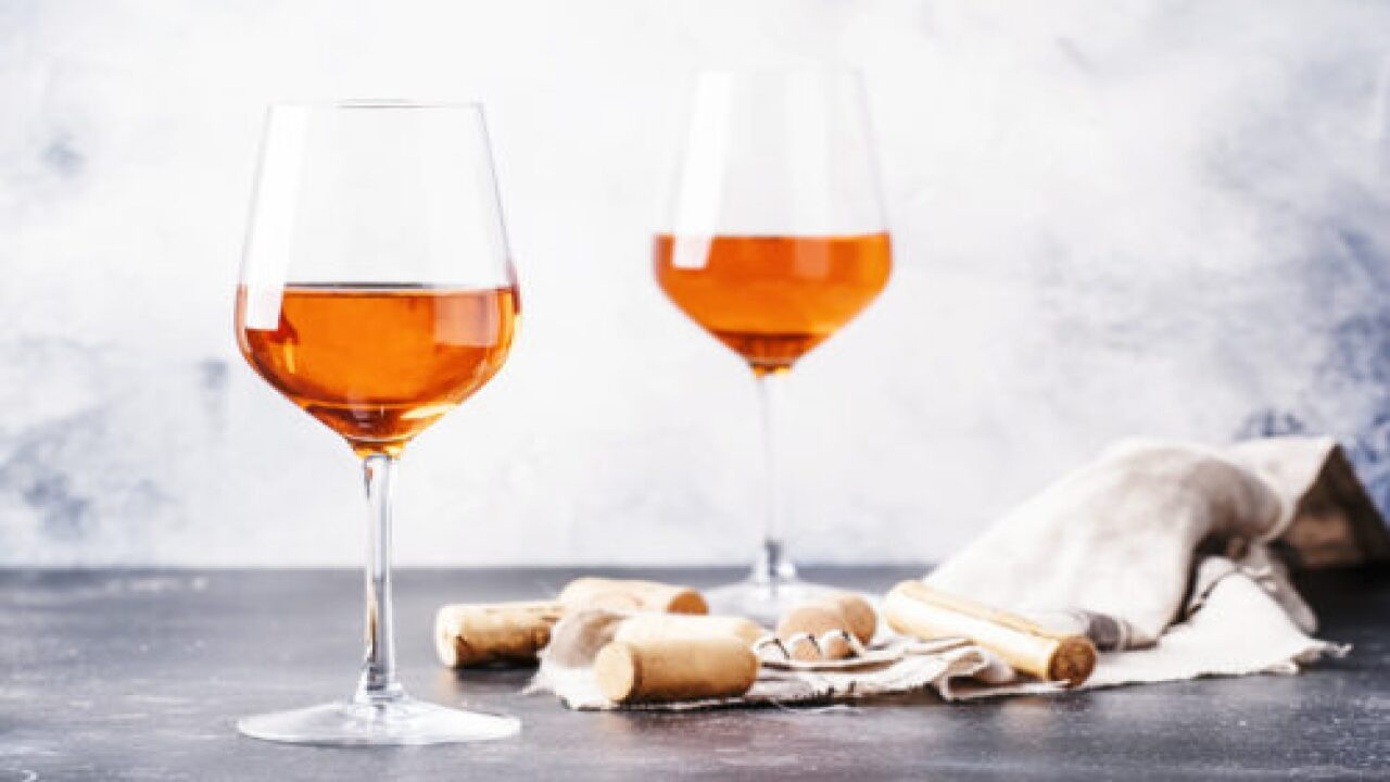 People Are Declaring Orange Wine The New Rosé