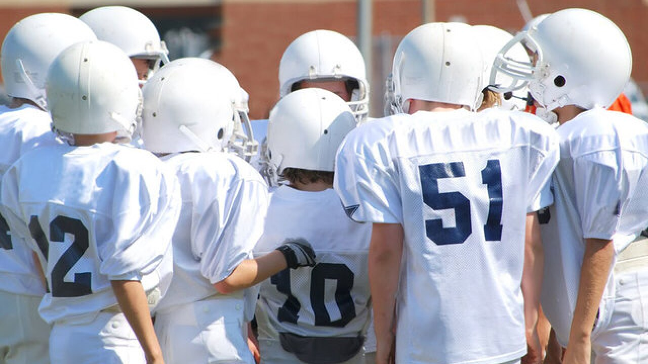 CDC issues first guidelines to treat youth concussions