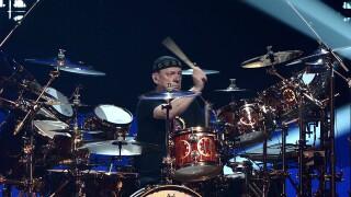 Rush drummer Neil Peart dies at67