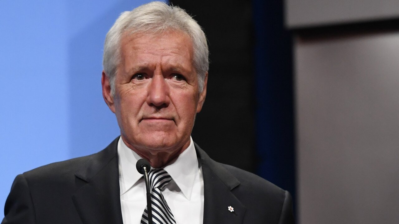 Alex Trebek: I have 'surges of deep, deep sadness' but I'm optimistic about the future
