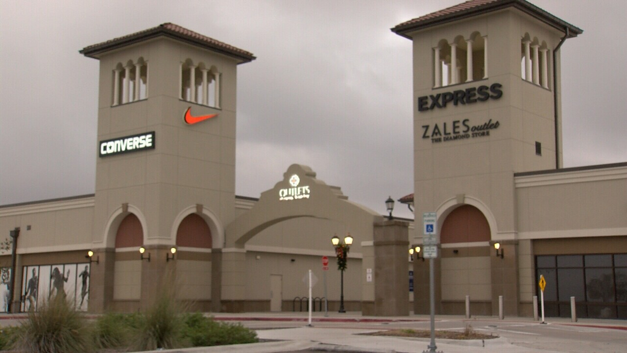 What's the future of the Outlets at Corpus Christi Bay?