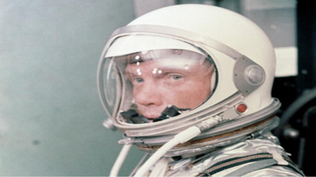 Former astronaut and senator John Glenn dies at 95