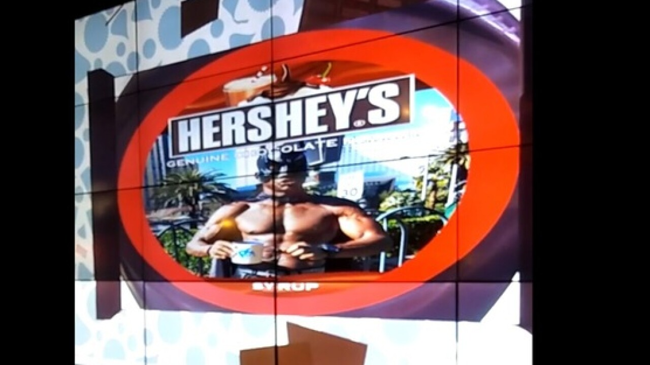 'Black Batman' sues Las Vegas Strip candy store