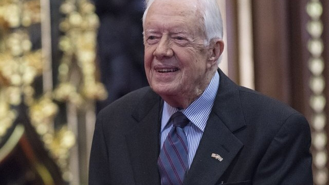 Jimmy Carter: The US has 'lost its place' as a leader in human rights