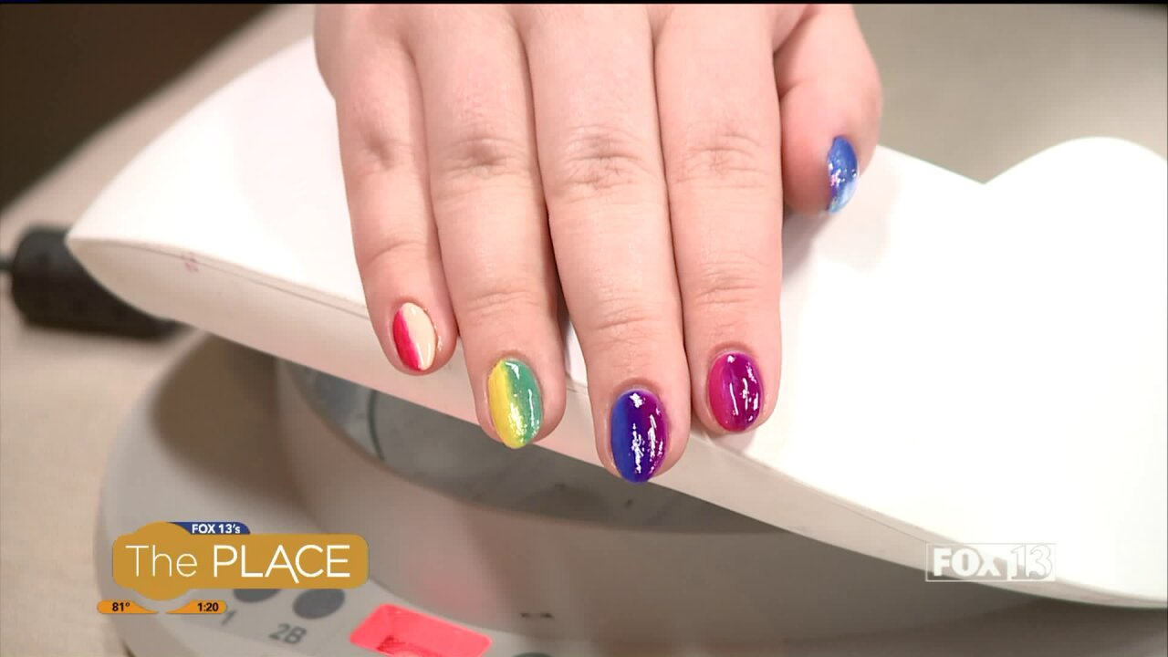Where to get your nails done, where 100-percent of proceeds go to causes raising awareness for sexualassault