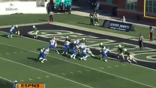 Stockstill Sets Middle Tennessee Passing Record In Win