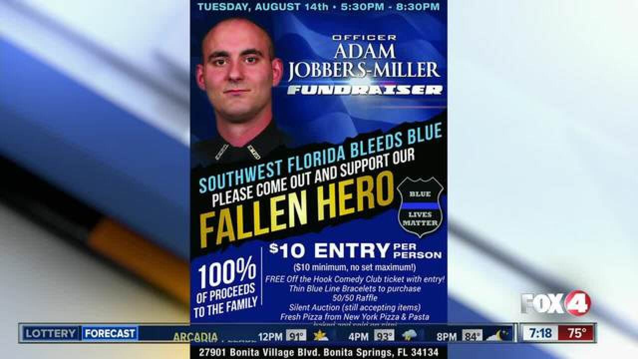 Community fundraises for Jobbers-Miller's family