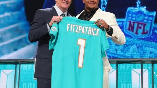 Miami Dolphins select safety Minkah Fitzpatrick from University of Alabama in 1st round