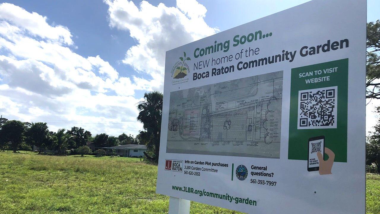 Boca Raton Community Garden