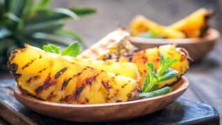 Try Fireball Grilled Pineapple For A Spicy, Boozy Summer Dessert